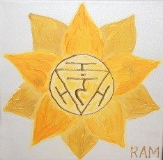 Gelb, Nabel-Solarplexuschakra