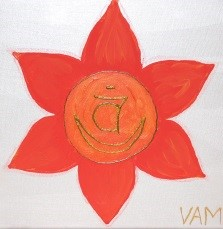 Orange, Sakralchakra