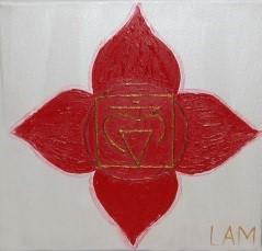 Rot, Basis-Wurzelchakra